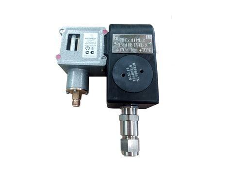 Датчик-реле давления ДДМВ-102