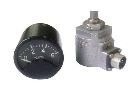 Индикаторы давления ИД-1 (с приемниками давления ПД-1)