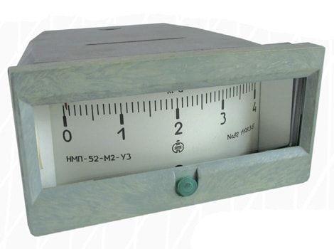 Тягомеры ТмМП-52-М2, напоромеры НМП-52-М2, тягонапоромеры ТНМП-52-М2 мембранные показывающие